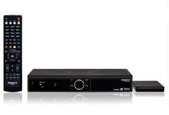 Humax IRHD-5100C/TVT